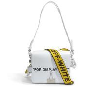 Tasche mit Taschenklappe 'For Display Only'