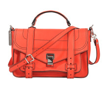 PS1 Medium + Grainy Calf Leather bag