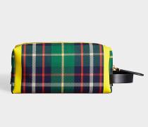 RW Washbag Tasche aus hellrosaner Baumwolle