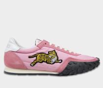 Move Sneaker aus Flamingo rosanem Nylon und Gummi
