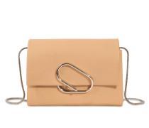 Alix Soft Flap Clutch Tasche aus Kitz- Lammleder