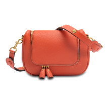 Vere Small Soft Satchel Bag in Mini Grain