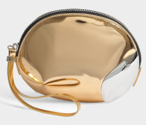 Shootausg Clutch Tasche in Lederoptik