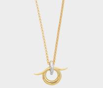 Halskette Horn