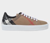 Westford Check Spitze Up Sneaker aus Klassischer Check Baumwolle