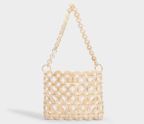 Jasmin Bag in Beige Acrylic