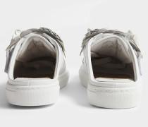 Lilico Jessie Sneaker aus weißem Kalbsleder