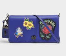 Tasche mit Schulterriemen Dark Fairytale Patches Dinky