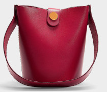 Nano Handtasche Swing aus rosa Kalbsleder
