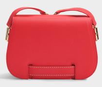 Crossbody Tasche aus Espelette Kalbsleder