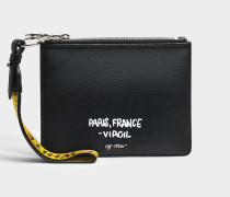 flache Clutch 'For Display Only'