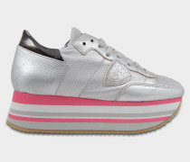 Sneakers Eiffel Maxi Metallic
