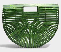 Acryl Ark small Tasche aus Malachite Acryl