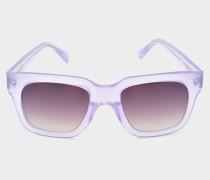 transparente Sonnenbrille Violettes