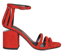 Cage Abby Cult Suede Sandal