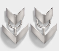 Aella small Ohrringe aus silber