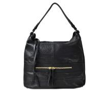 Day GD Tasche aus schwarzem Lammleder