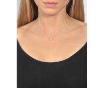 Halskette Diamond ever Square