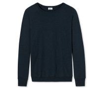 Sweater dunkelblau meliert - Revival Anton
