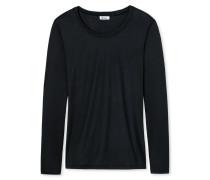 Shirt langarm schwarz - Revival Ina
