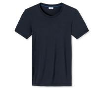 Shirt kurzarm blauschwarz - Revival Josef
