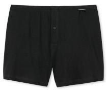 Boxershorts Jersey schwarz - Boxer Shorts