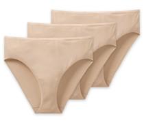 Slips 3er-Pack nude - Essentials
