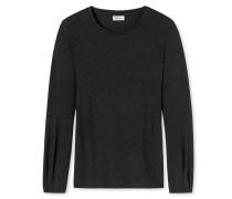 Shirt langarm schwarz - Revival Elisa