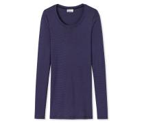 Shirt langarm lila - Revival Lena