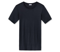Shirt kurzarm dunkelblau - Revival Heinrich