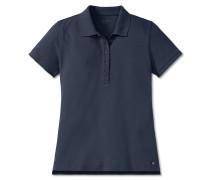 Poloshirt Piquee navyblau - selected! premium