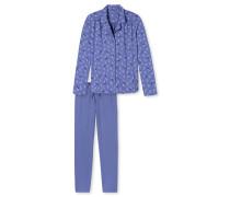 Pyjama Jersey Libellen indigo - Sometimes feelin´ blue