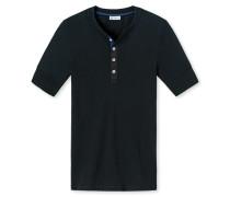 Shirt kurzarm schwarz - Revival Karl-Heinz