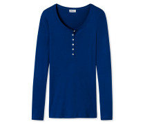 Shirt langarm royal - Revival Emma