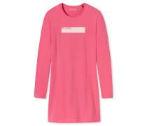 Sleepshirt langarm himbeere - Expression