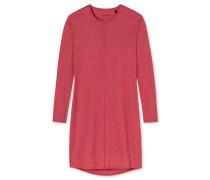 Sleepshirt langarm cranberry - Long Life Softness