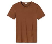 Shirt kurzarm rost - Revival Johann