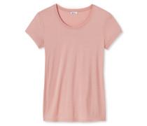 Shirt kurzarm apricot - Revival Ina