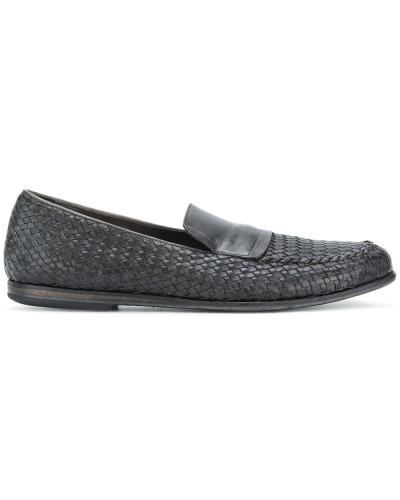 Pantanetti Herren woven loafers Billig Verkauf Der Neue Ankunft Vorbestellung Für Verkauf YpYYt9sES7
