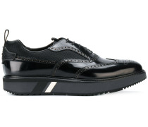 exaggerated sole brogues