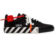'Vulcanised' Canvas-Sneakers
