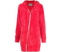 oversized zip hoodie