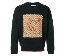 ' x Keith Haring' Sweatshirt