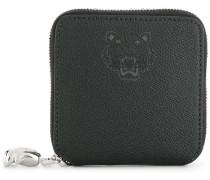 Tiger zip-around wallet