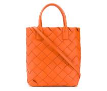 Shopper mit Intrecciato-Muster