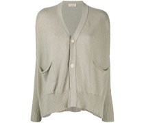 cotton long sleeve cardigan