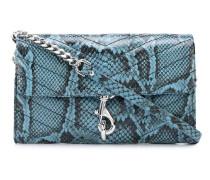 Edie quilted crossbody bag