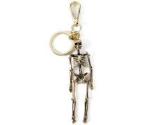 Skelett-Schlüsselanhänger