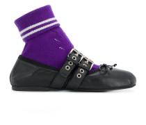 Sock-Ballerinas