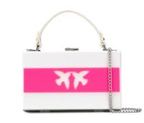 Kastige 'Love' Handtasche